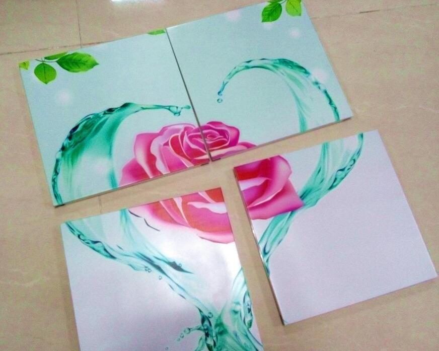 瓷砖背景墙uv打印,瓷砖uv喷绘加工,瓷砖uv打印加工